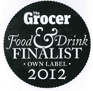 The Grocer Own Label Food & Drink Awards 2012